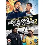 Ride Along 2 Filmer Ride Along 1 & 2 [DVD] [2015]